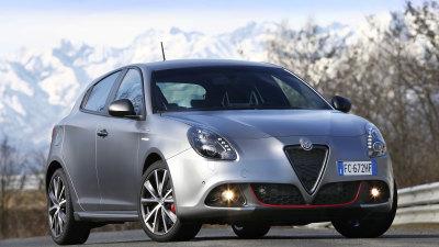 Alfa Romeo Giuletta Sweet Spot review