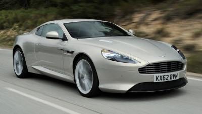Aston Martin Recall DB9, DBS, Virage And Vanquish