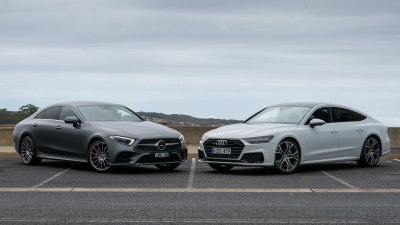 Head to head: 2019 Mercedes-Benz CLS 450 vs Audi A7 55 TFSI