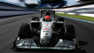 F1: Mercedes GP Livery And Suits Unveiled, Schumacher Targeting World Championship