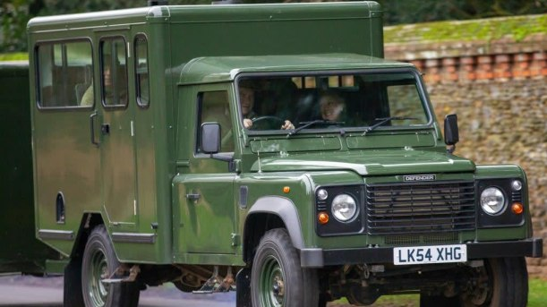 Prince Philip's final journey to be in a modified long-wheelbase Land Rover Defender