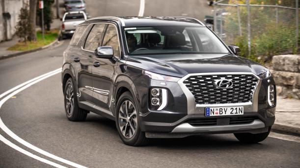 2021 Hyundai Palisade diesel 32