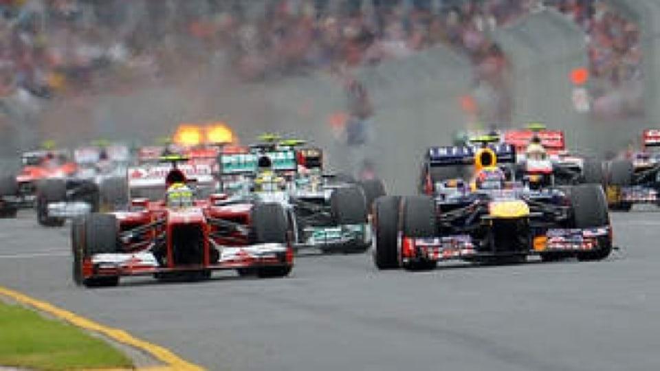 Mitsubishi considers F1 involvement