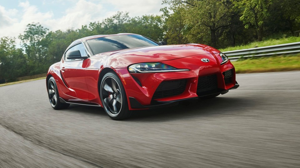 2020 Toyota Supra pricing and specs