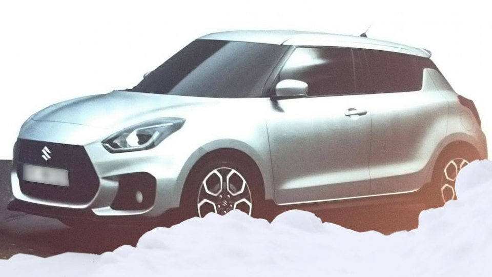 2017 Suzuki Swift Leaks Out Of Dealer Presentation