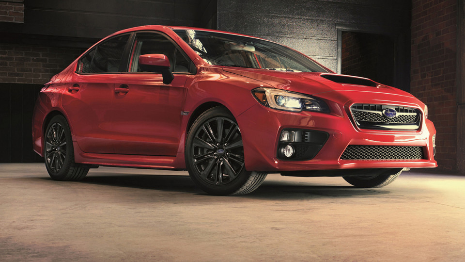 2014 Subaru WRX Australian Order Books Open Online For First 100 Spots