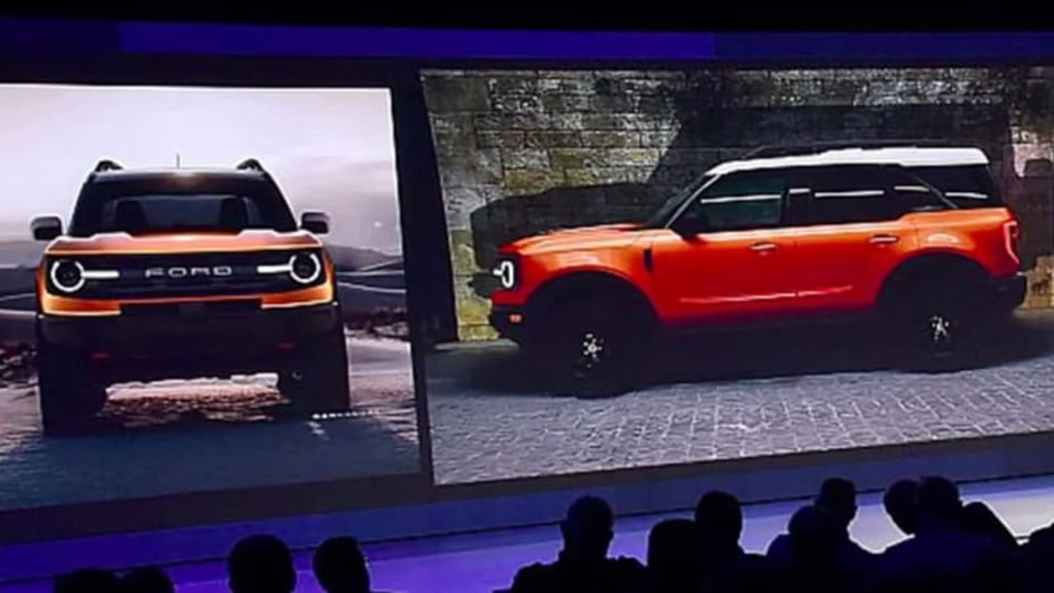 2021 Ford Bronco Sport order guide reveals key specs of new 'Baby Bronco'