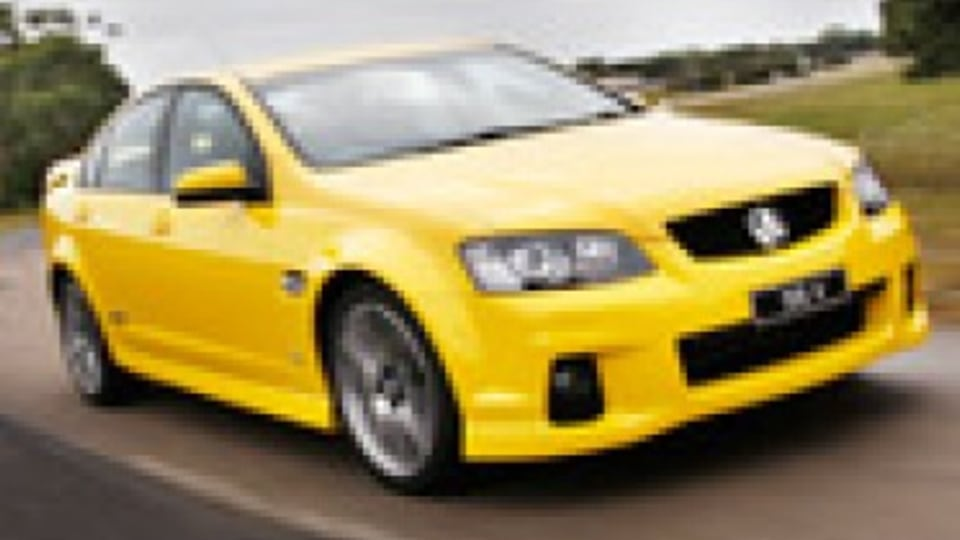 Holden launches new Commodore