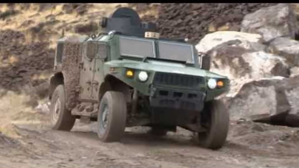US Army Tests Subaru Powered Ultra Light Vehicle Prototype: Video