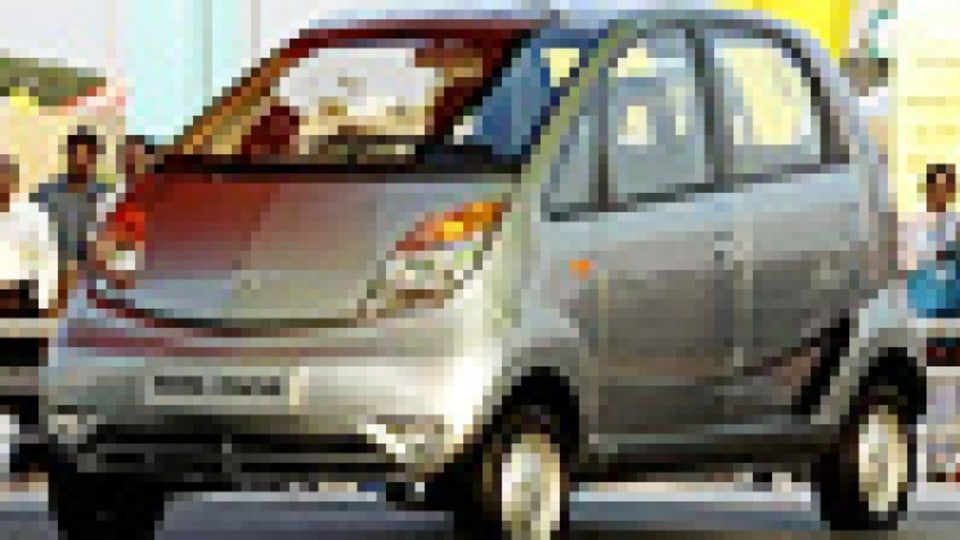 Tata to roll out world's cheapest car