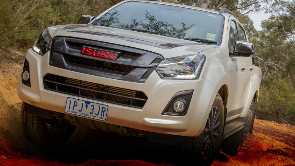 2019 Isuzu D-Max X-Runner review