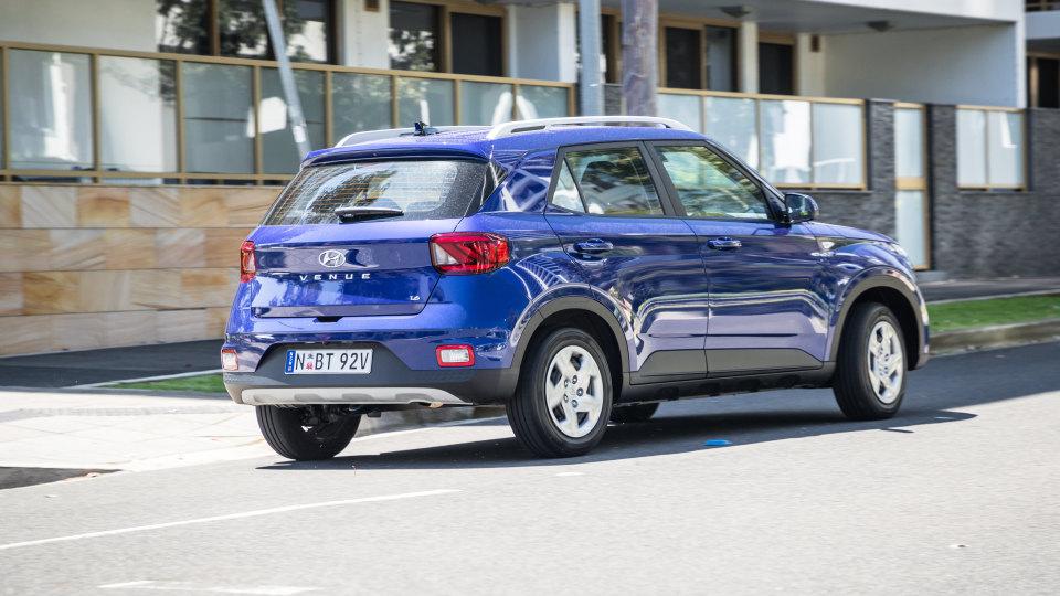 2020 Hyundai Venue Go review-2