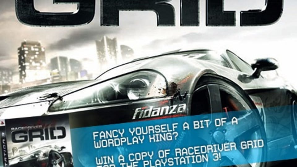 Codemasters RaceDriver GRID Review