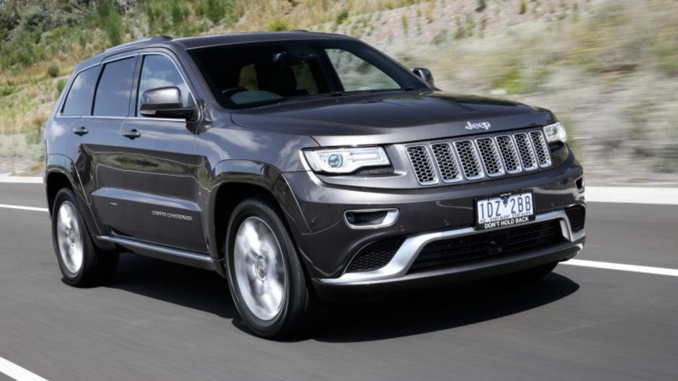 The Jeep Grand Cherokee has been recalled to fix a design flaw.