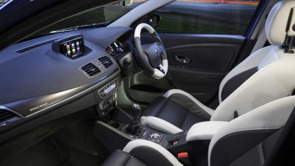 Renault Megane GT220.