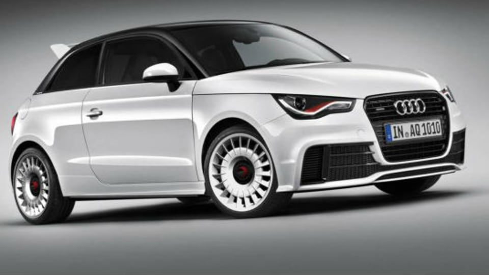 Audi Planning City Car To Sit Below A1 - Report