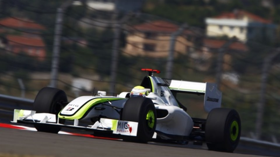 F1: Mercedes-Brawn GP Deal Closer To Reality