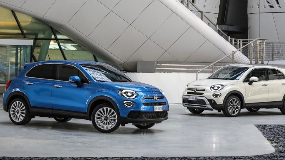 Mid-life update for Fiat and Abarth models
