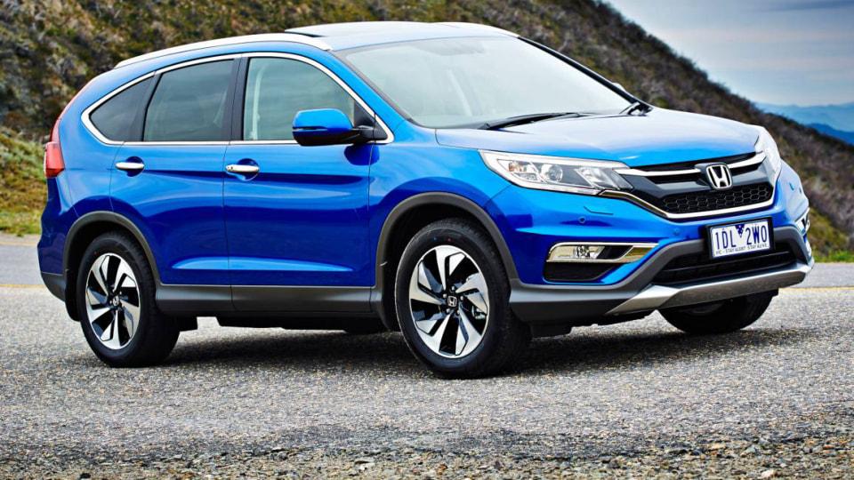 Honda Cuts CR-V VTi-S Pricing By $1000 To Stimulate Sales