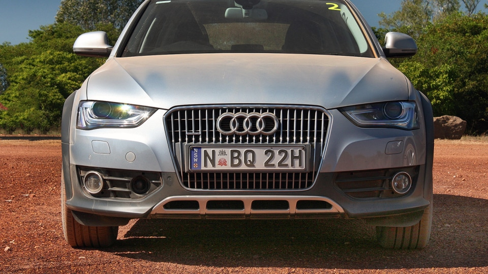 Audi A4 And A6 Allroad Review