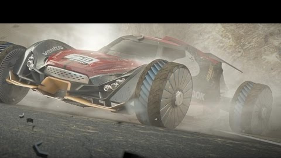 Hankook Unveils Three Futuristic Tyre Concepts: Video