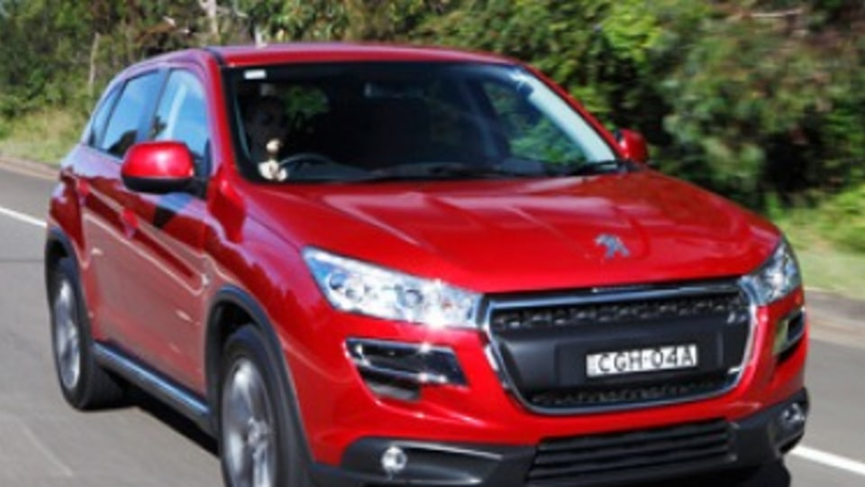 She says, he says: Peugeot 4008