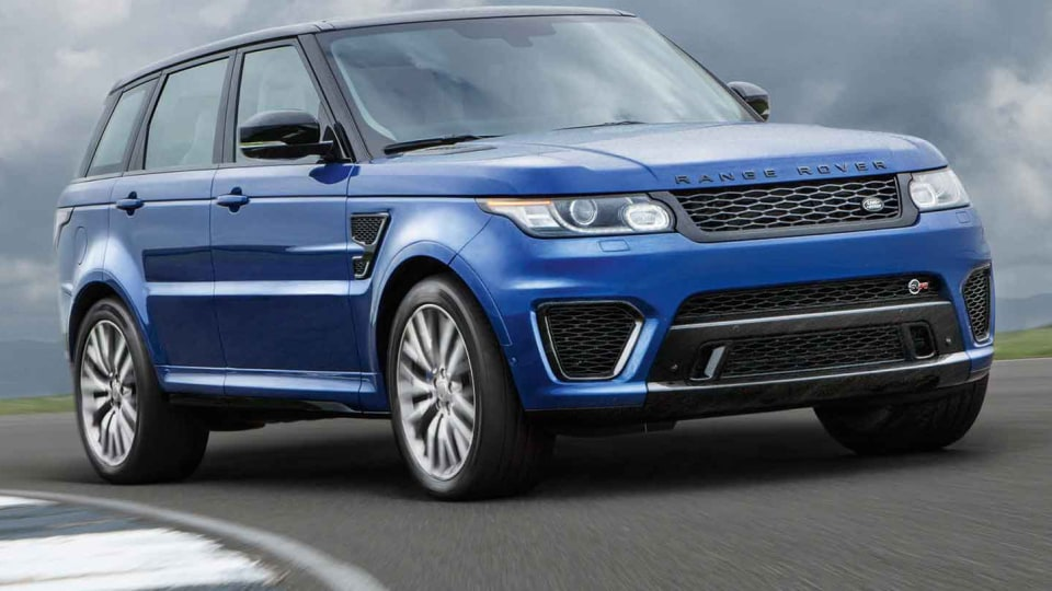 Range Rover | Range Rover Sport | Range Rover Evoque Recalled For Airbag Abnormality