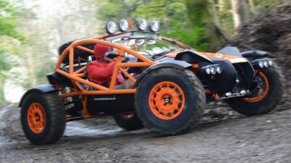 British sportscar specialist Aerial has announced plans to build an off-road buggy.