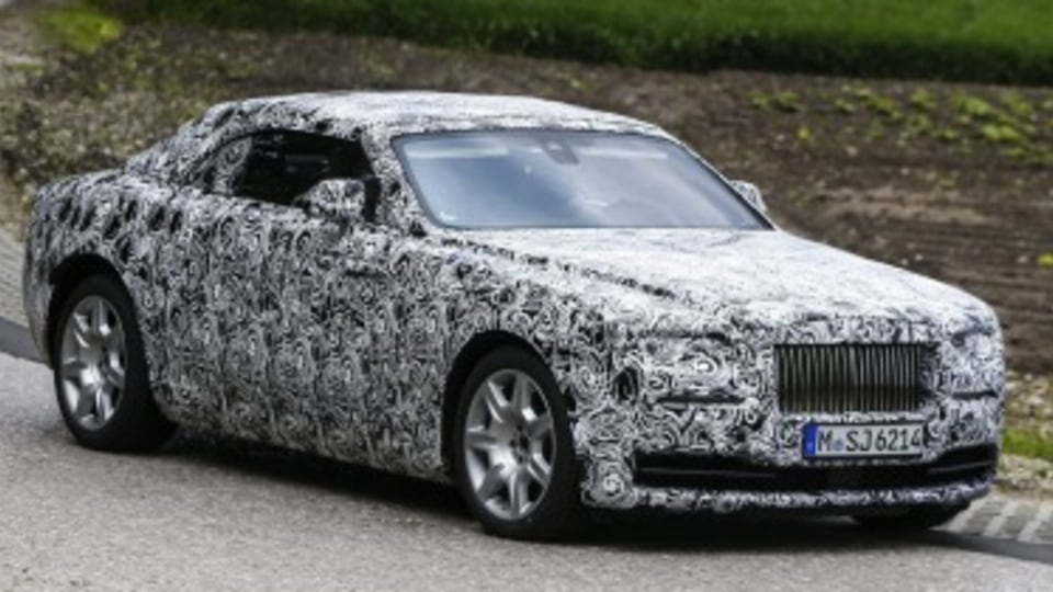Rolls-Royce confirms Dawn is coming