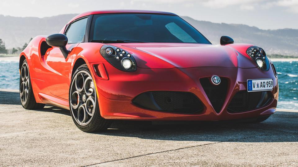 2015 Alfa Romeo 4C Coupe: Price And Features For Australia
