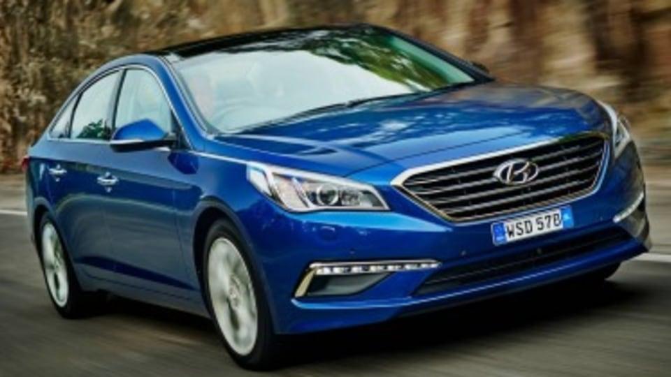 Hyundai brings turbo Sonata to Australia