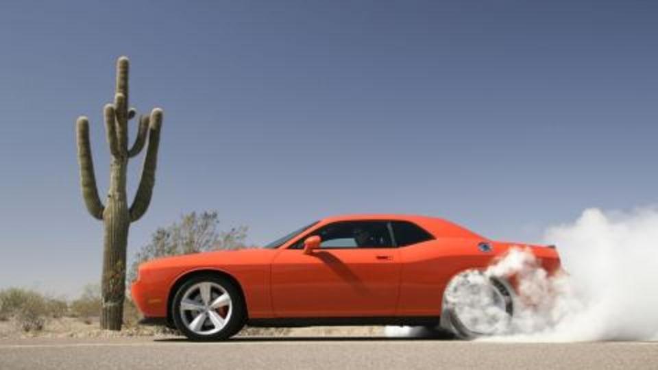 2008 Dodge Challenger SRT8 - its official!