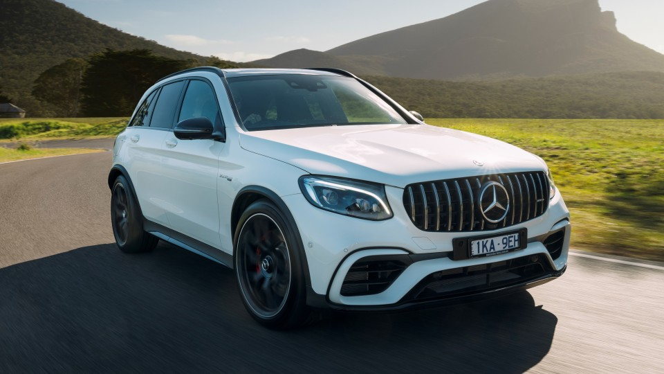2018 Mercedes-AMG GLC63 first drive review