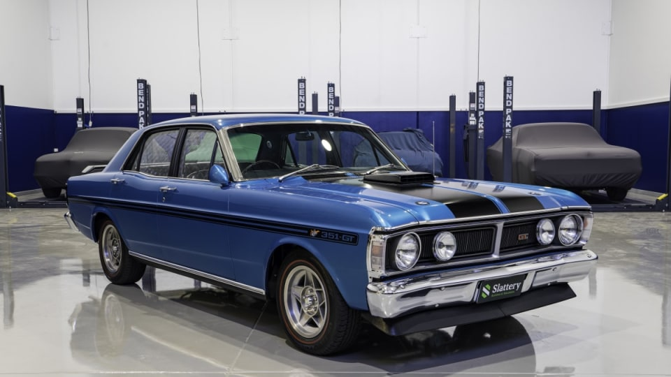 The Aussie muscle car auction buyers are emptying their pockets for