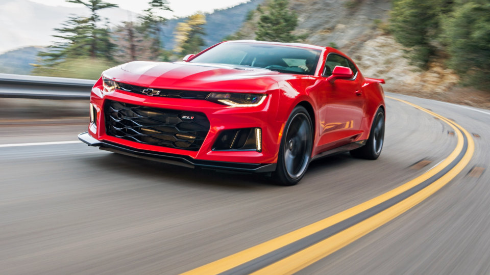 HSV set to expand Camaro range