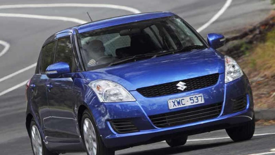 Suzuki Swift Recalled For Possible Brake Fluid Leak