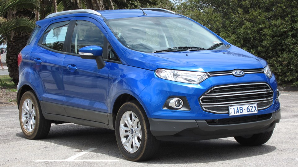 2014 Ford EcoSport Review