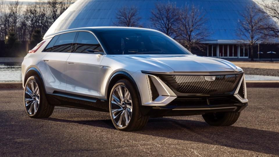 2023 Cadillac Lyriq electric SUV to undercut Tesla