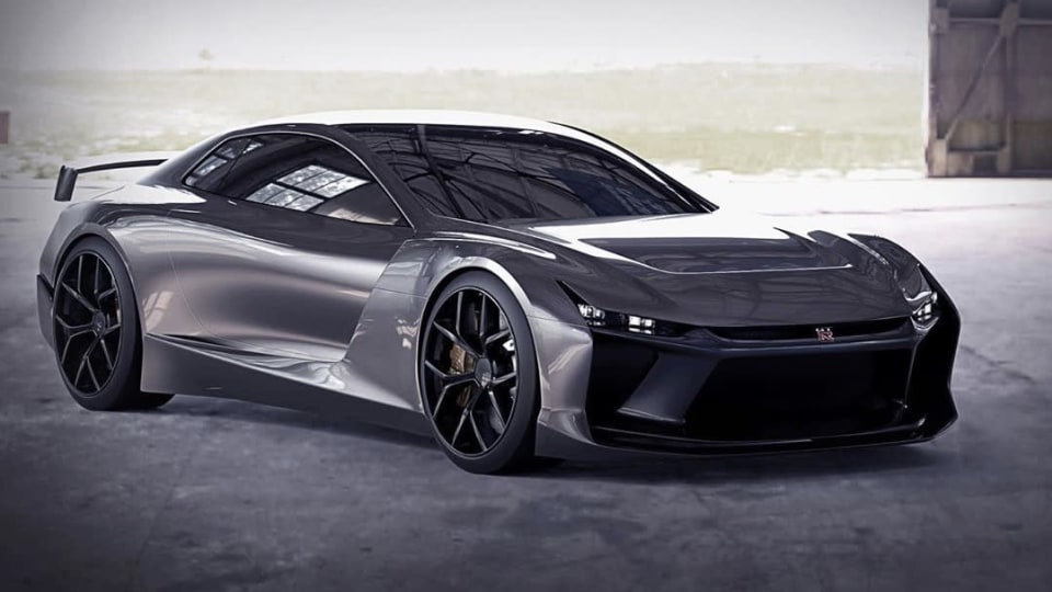 Nissan R36 GT-R could get hybrid power - report