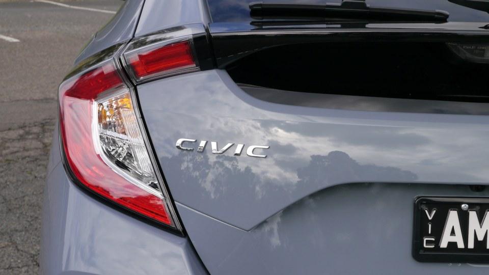 2017 Honda Civic RS Hatch
