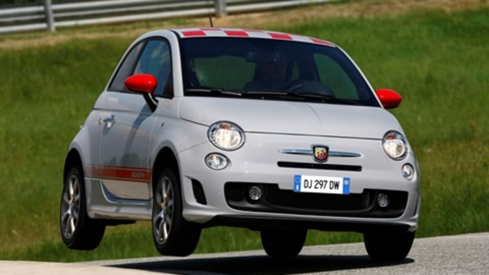 2009 Fiat 500 Abarth Opening Edition