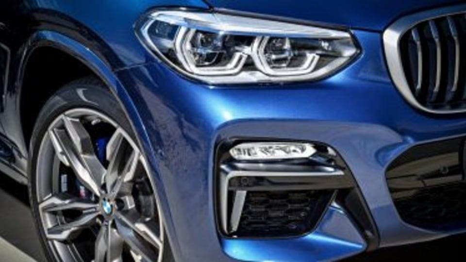2018 BMW X3 revealed