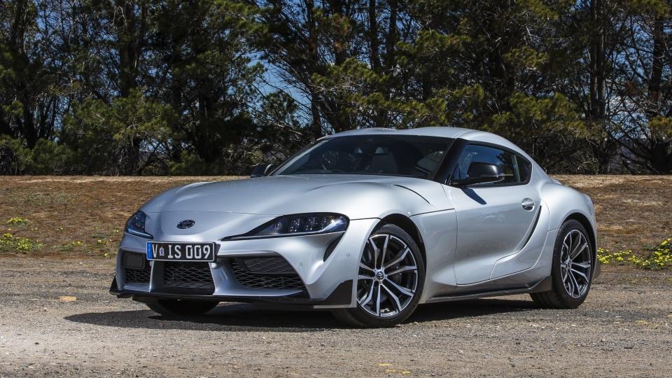 2020 best sports car under $100l toyota supra exterior