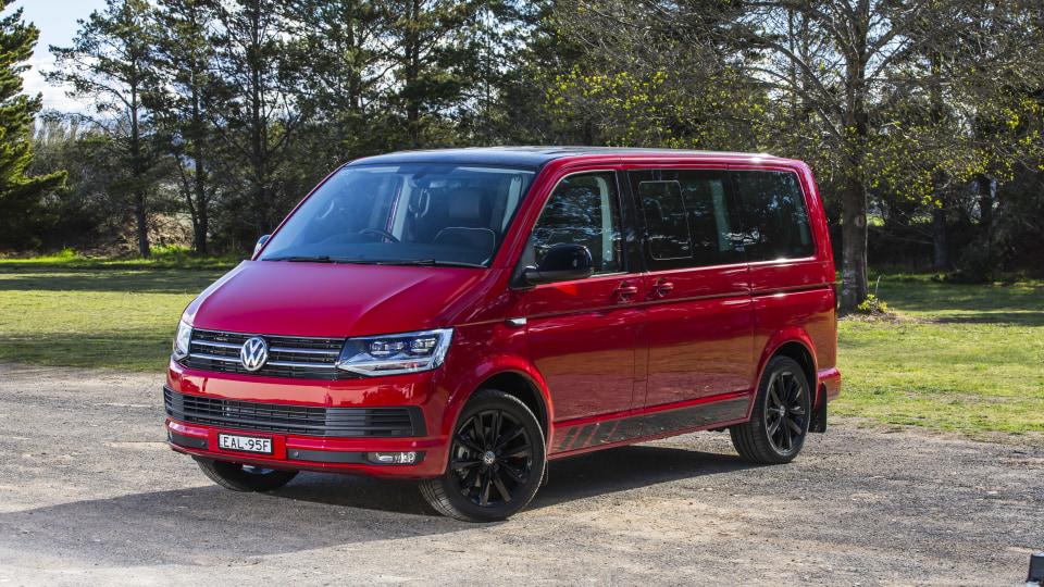 2020 best people mover finalist wv volkswagen multivan exterior