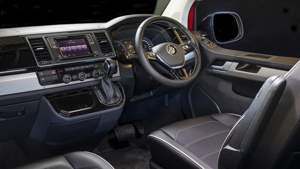 2020 best people mover finalist wv volkswagen multivan interior front