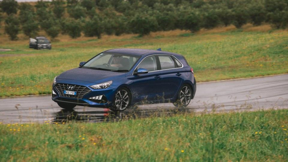 2021 best small car finalist hyundai i30 road test