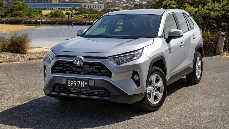 2021 Toyota RAV4 price and specs