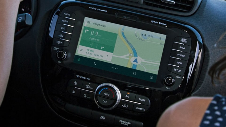 Android Auto Revealed As Google's Answer To Apple CarPlay: Video