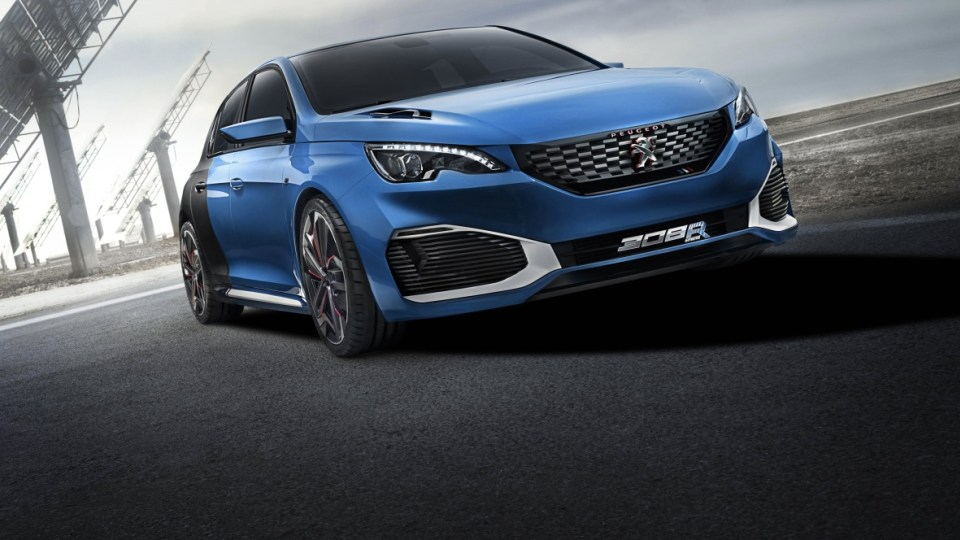 Peugeot confirms hybrid performance model