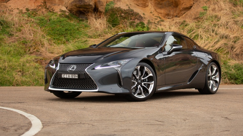 2021 Lexus LC500 coupe review-1